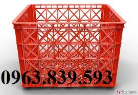 Thùng nhựa đan model HS004