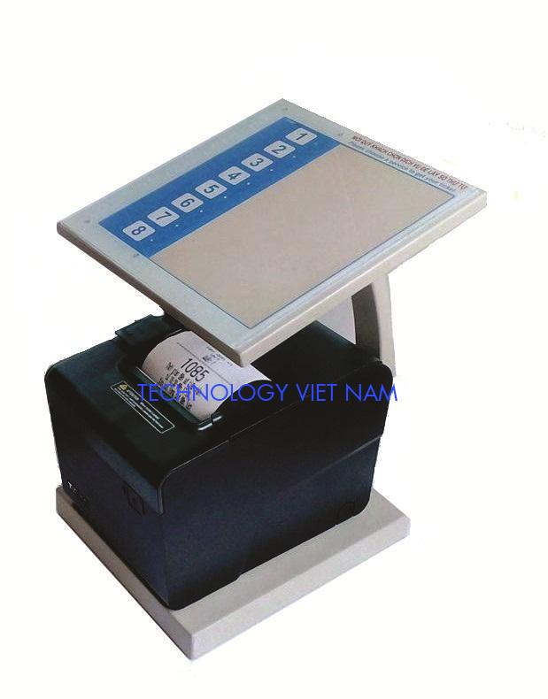 Điểm cấp vé cảm ứng điện dung (PR-1501P)