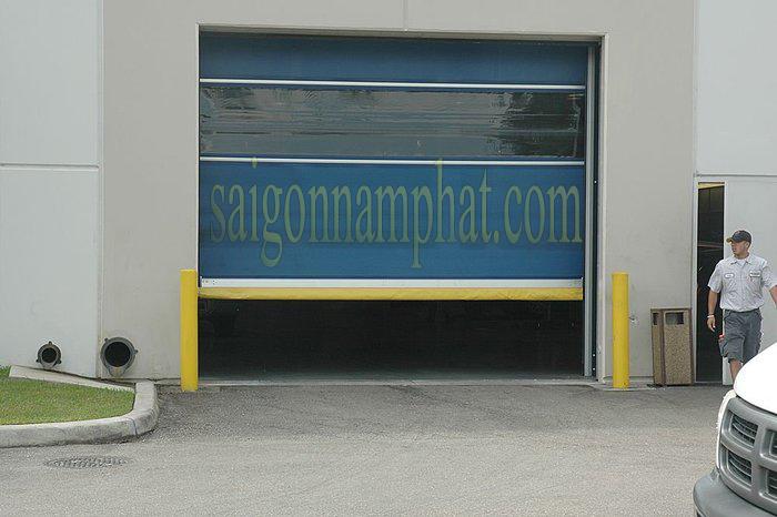 Cửa đóng mở nhanh ( High Speed Door)