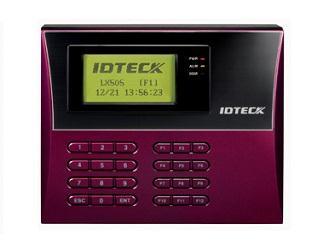 Bộ điều khiển kiểm soát ra vào và chấm công bằng thẻ IDTECK mã LX505SR