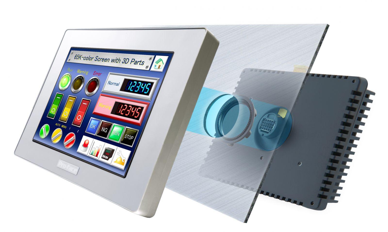 Màn hình cảm ứng Proface PFXGM4201TAD, GP4201-TM