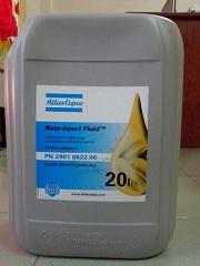Dầu máy nén khí Atlascopco - Roto  inject  Fuild 2901052200