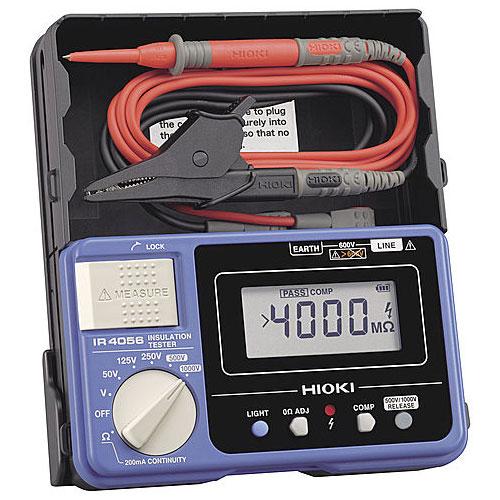 Đồng hồ đo điện trở cách điện IR4056-20 Hioki