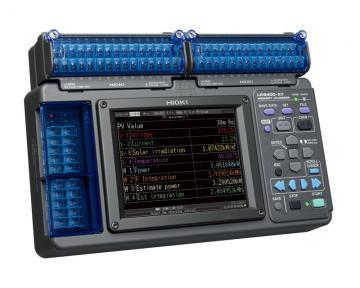 Thiết bị ghi tín hiệu LR8400-20 Hioki