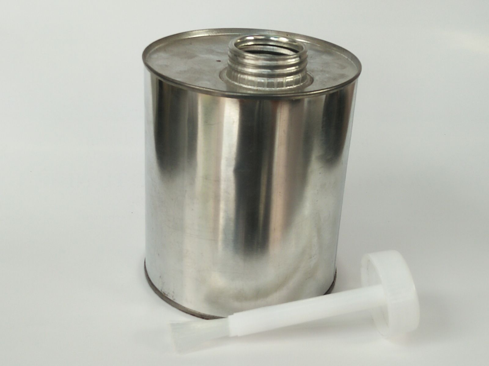 Lon đựng keo cọ nhựa 1 lít