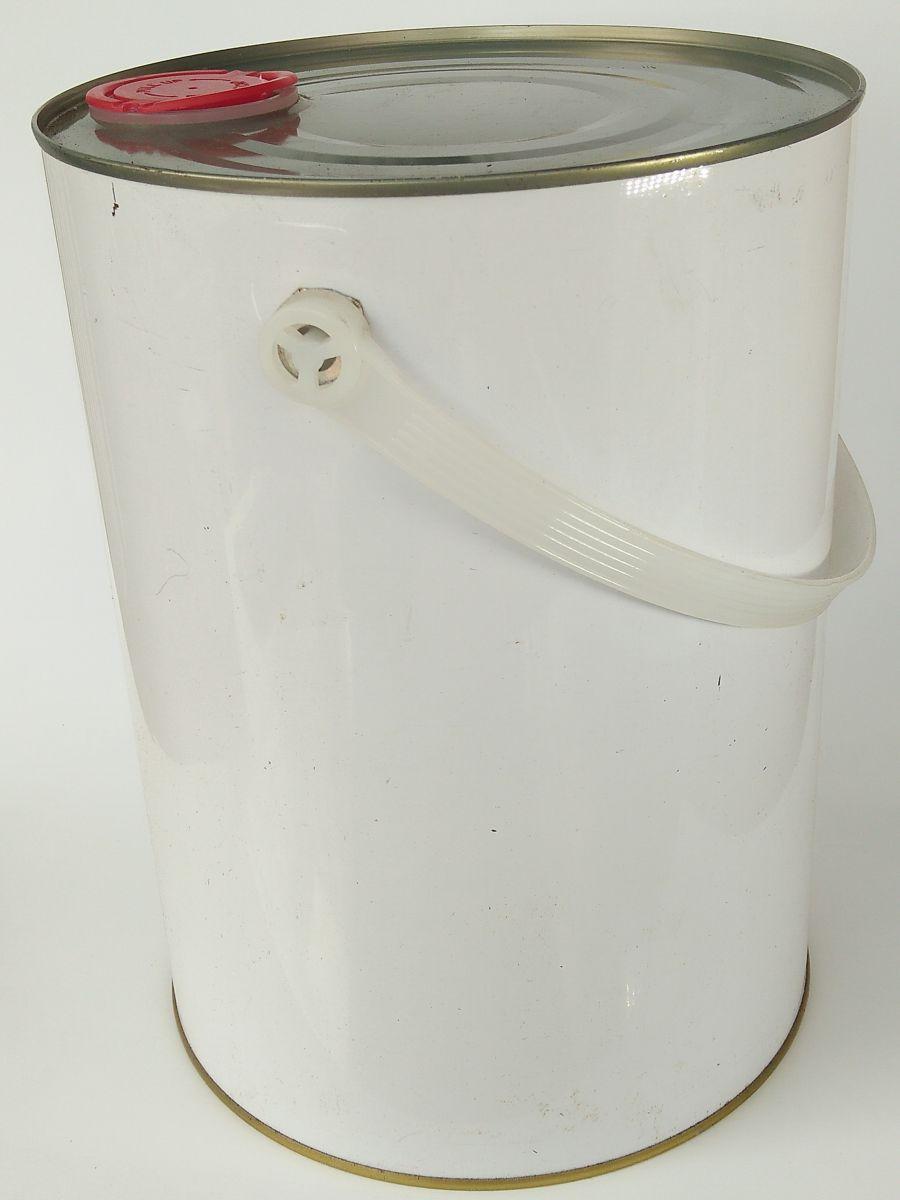 Thùng 5 lít nắp nhựa đỏ đựng dung môi, dầu nhớt, nước giải nhiệt