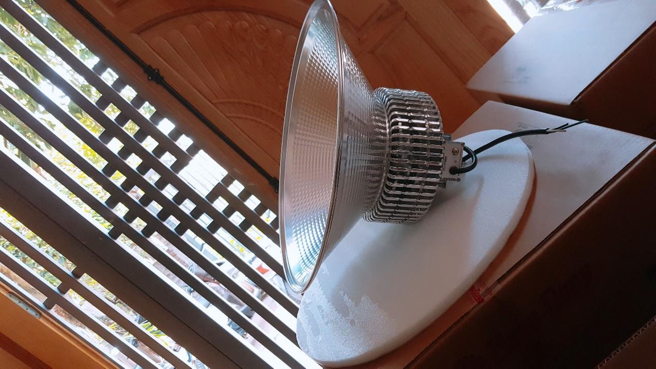 Đèn Led nhà xưởng Hightbay D HB02L 430/100W Rạng Đông