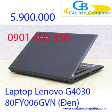Laptop Lenovo G4030-80FY006GVN giá rẻ
