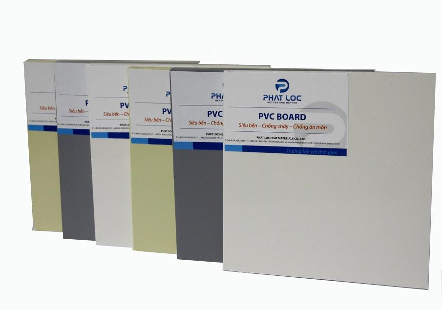 Tấm PVC đặc Phát Lộc