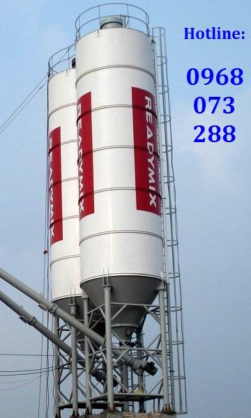 Silo chứa xi măng VXC
