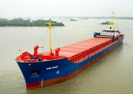 Tàu chở hàng khô đa năng 2600 tấn