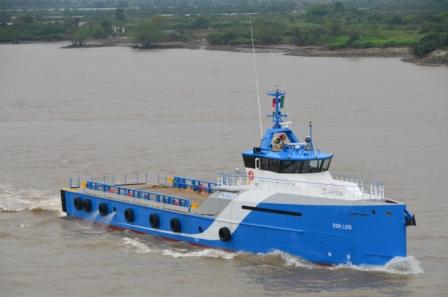 Tàu vận chuyển thuyền viên cao tốc FCS 5009