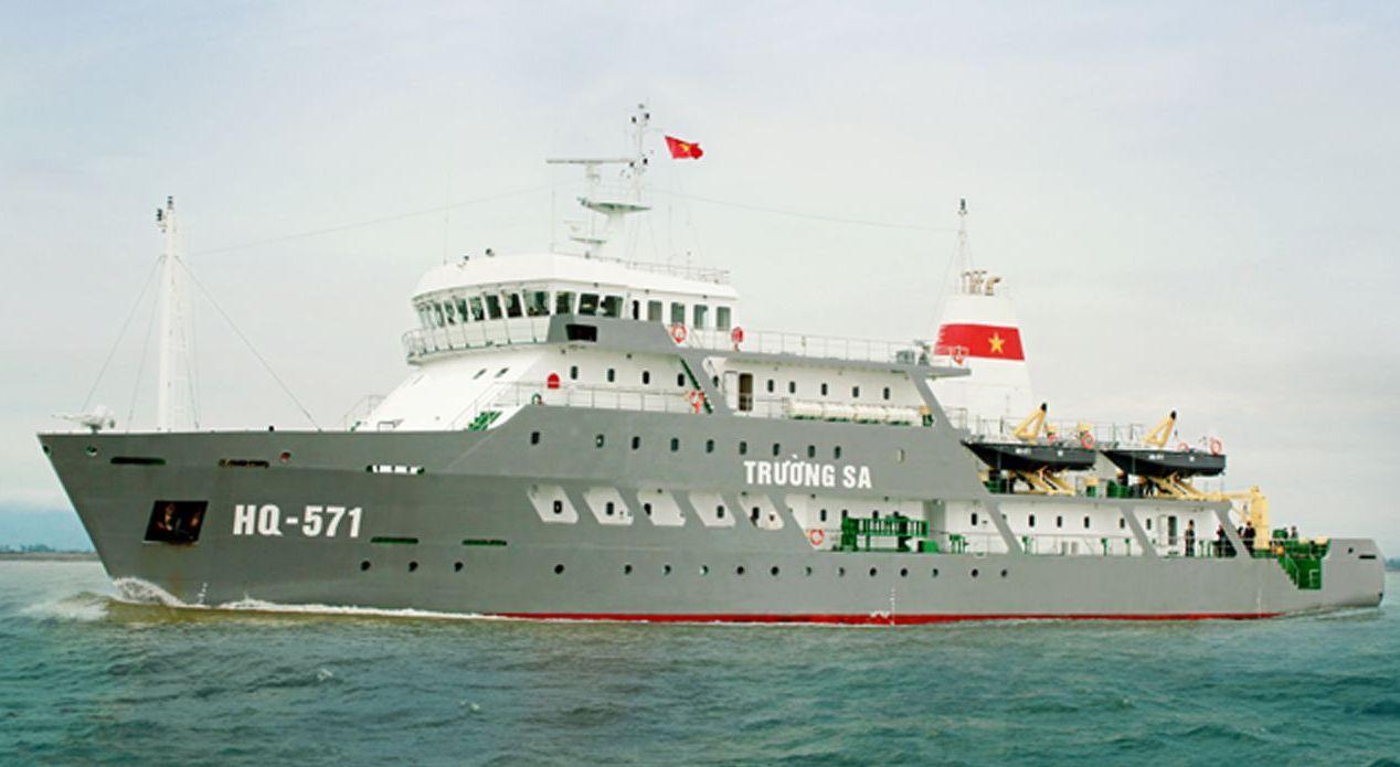 Tàu chở quân K122