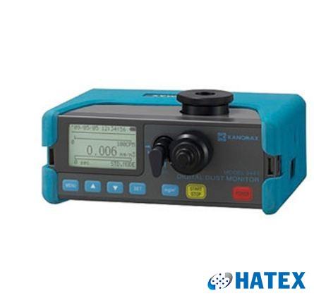 Máy đo nồng độ bụi KANOMAX 3443