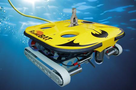 Hệ thống Rô bốt dưới nước đa chức năng ROVING BAT