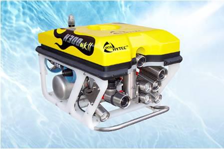 Hệ thống Rô bốt kiểm tra giám sát dưới nước