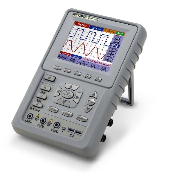 Máy hiện sóng cầm tay GDS-122