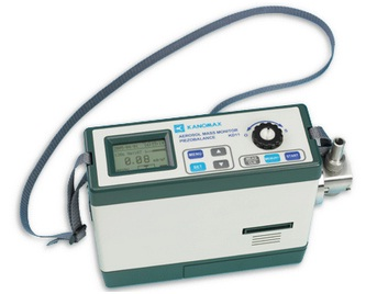 Thiết bị đo bụi model 3521