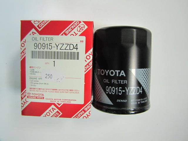 Lọc nhớt Toyota 90915-YZZD1