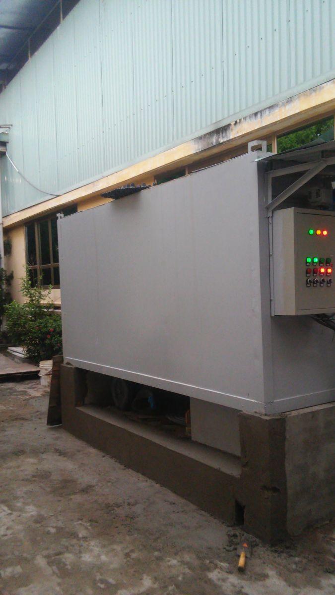 Hệ thống xử lý nước thải 10m3/ngày, đêm