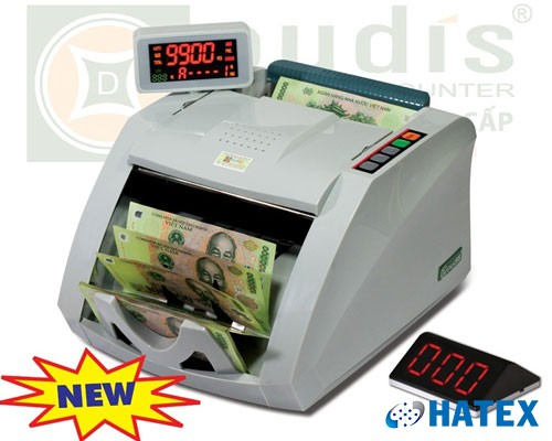 Máy đếm tiền kiểm tra tiền siêu giả OUDIS 9900A