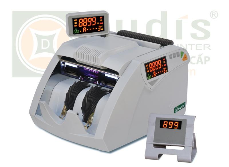 Máy đếm tiền kiểm tra tiền giả Oudis 8899A
