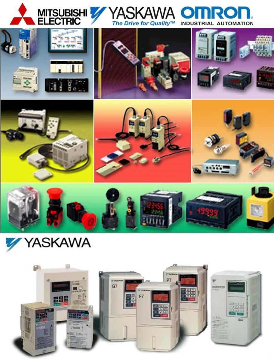 Biến tần Yaskawa V1000