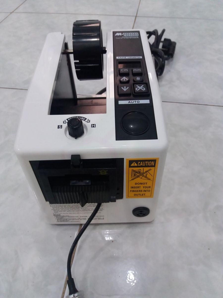 Máy cắt băng keo dính tự động M1000