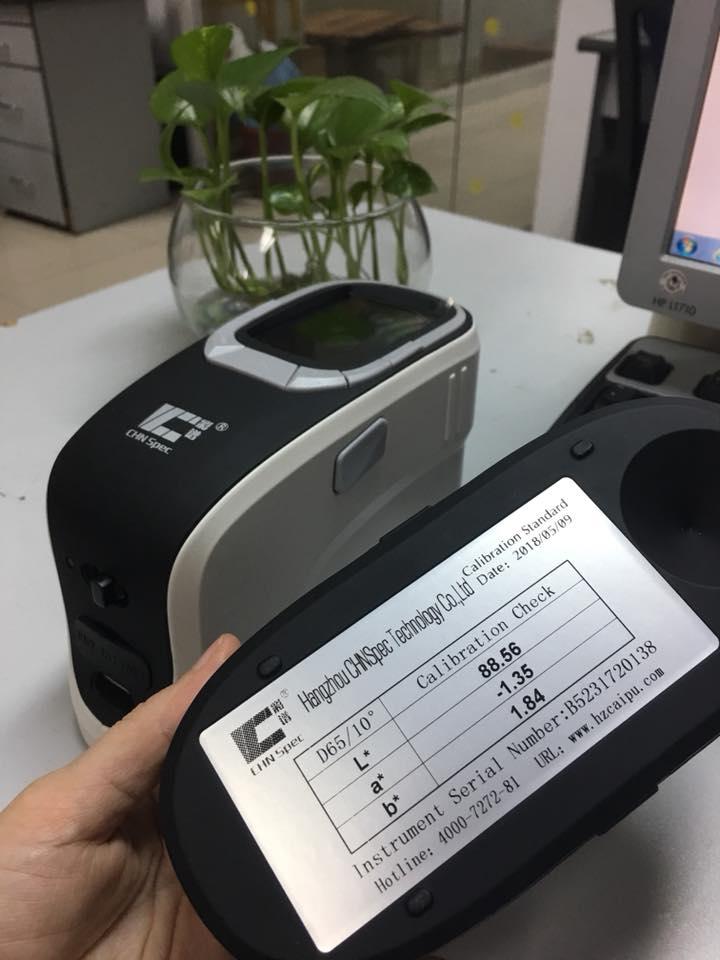 Máy đo màu sơn CS-580