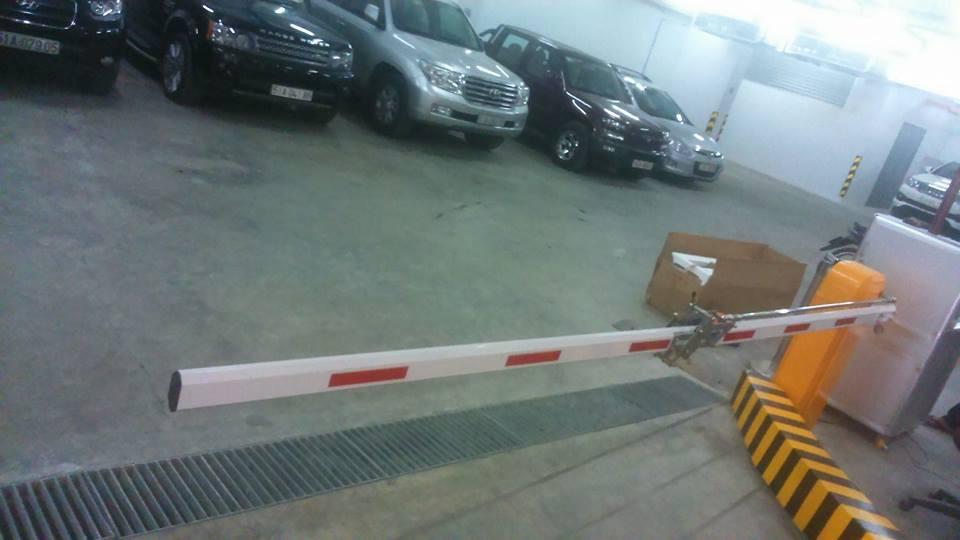 Barrier - Thanh chắn giao thông tự động