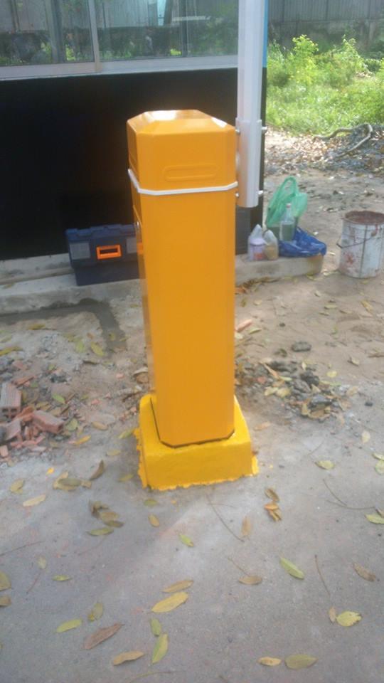 Barrier tự động an ninh cho các công trình