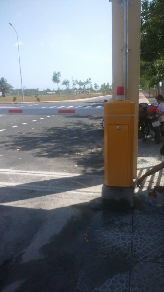 Rào chắn, barrier tự động giao thông
