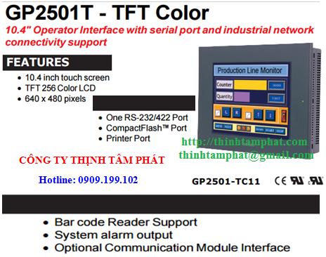 Dịch vụ sửa màn hình HMI Pro-face và thay màn hình LCD HMI Pro-face