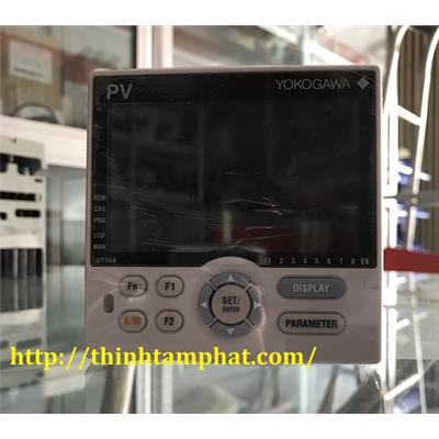 Đồng hồ nhiệt độ Yokogawa UT55A