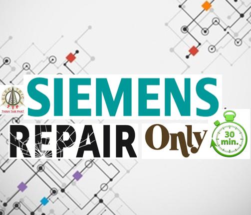 Dịch vụ sửa màn hình cảm ứng công nghiệp Siemens lấy ngay