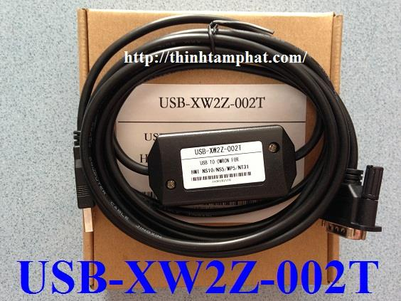 Cáp USB XW2Z-002T - Cáp lập trình HMI Omron