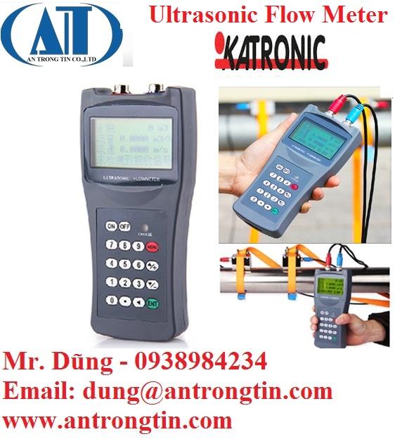 Thiết bị đo lưu lượng siêu âm Katronic