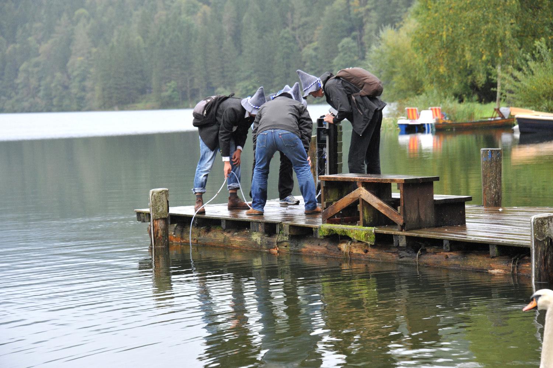 Bộ quan trắc nước sông tự động và di động