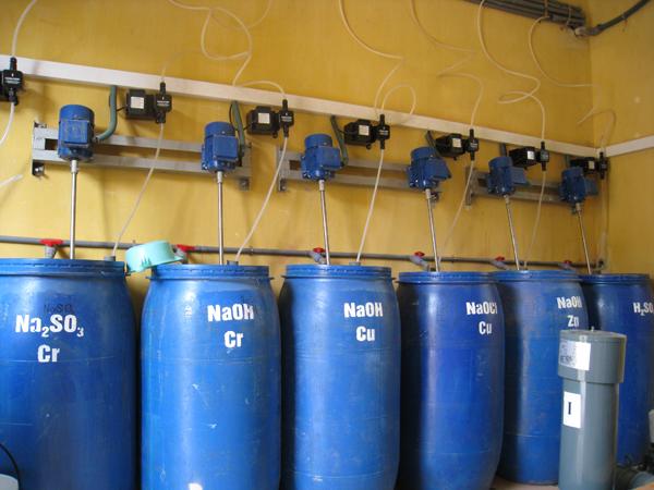Dịch vụ xử lý nước thải phòng thí nghiệm