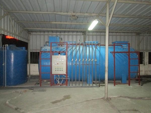 Công nghệ xử lý nước thải công nghiệp