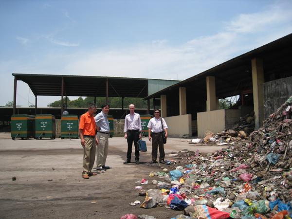Lập hồ sơ cấp phép xử lý chất thải nguy hại