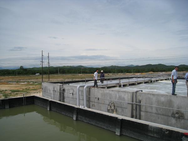 Dịch vụ xử lý nước thải công nghiệp