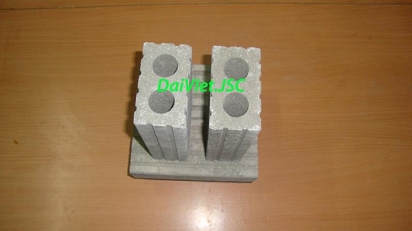 Công nghệ sản xuất gạch polymer khoáng tổng hợp