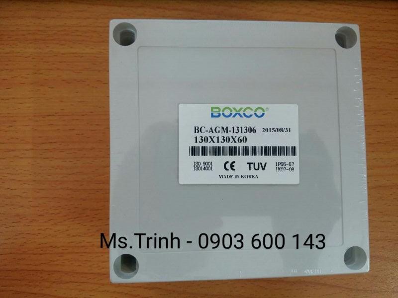 Tủ nhựa chống thấm kín nước Hàn Quốc IP67