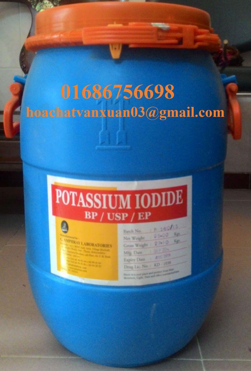 Potassium Iodide (KI)