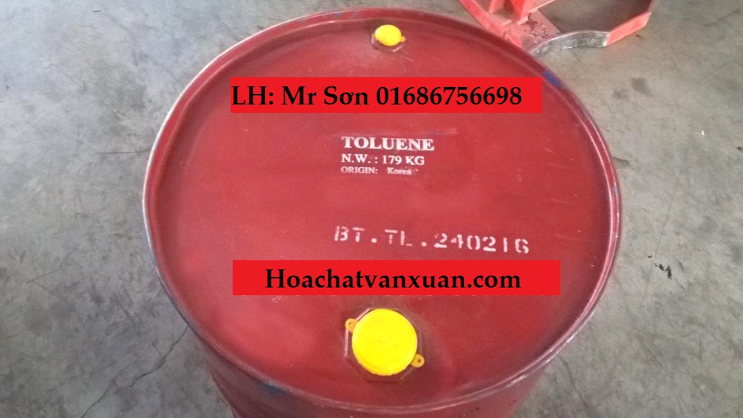 Hóa chất dung môi Toluen - C6H5CH3