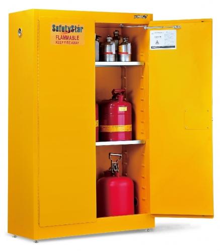 Tủ chứa dung môi chống cháy đạt chuẩn FM - Yakos