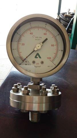 Đồng hồ đo lưu lượng axit