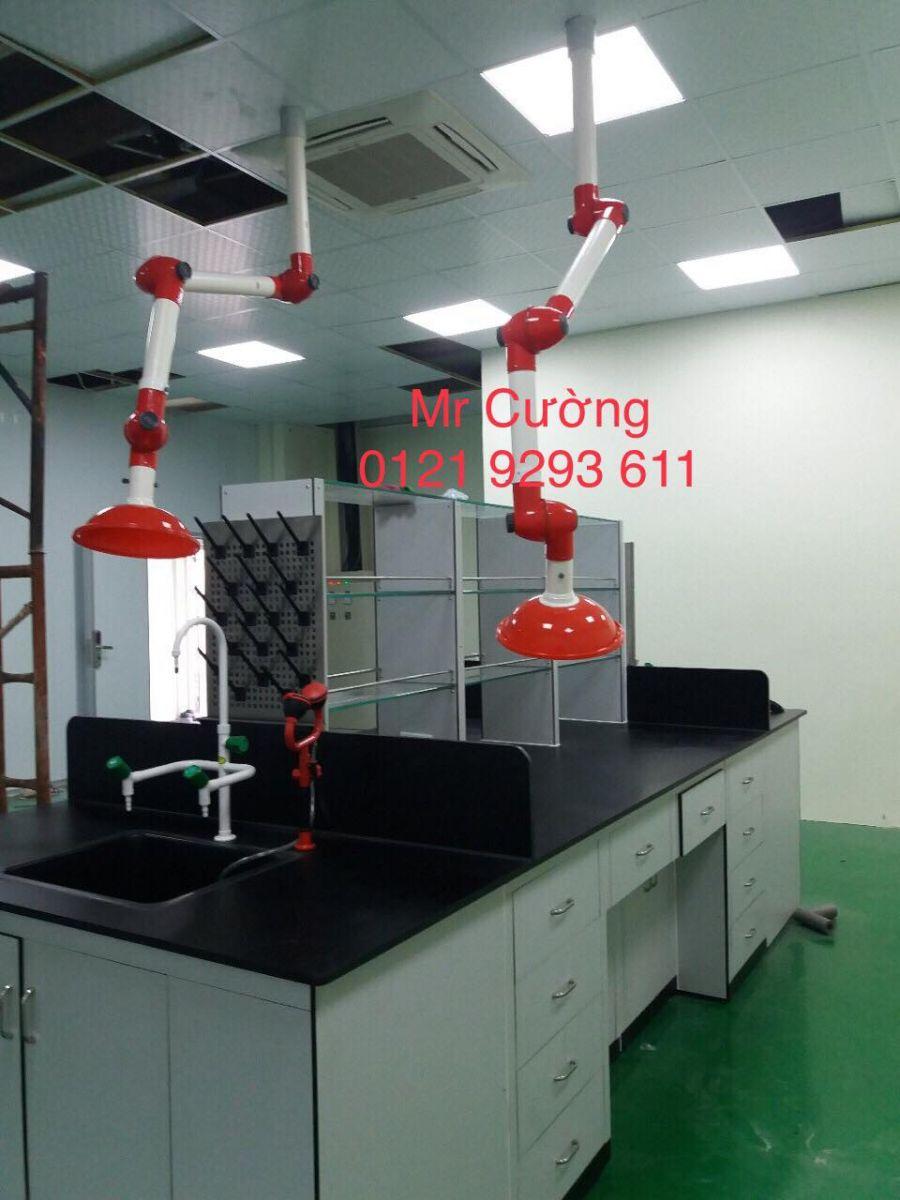 Bàn thí nghiệm trung tâm model 2500LNCT-04 (Copy 1)
