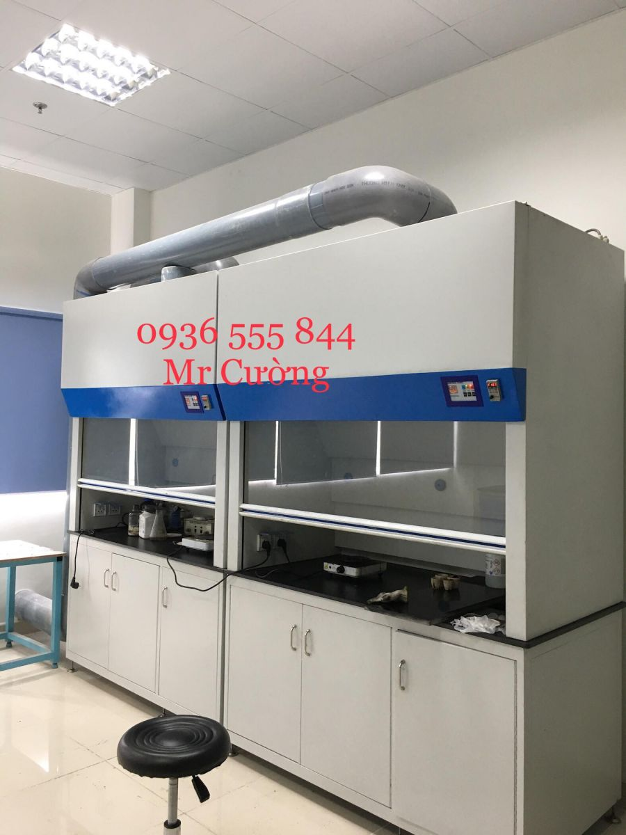 Tủ hút khí độc (new) chính hãng